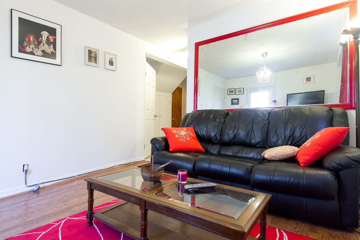NEW  Cozy Privat 2 bd with garden