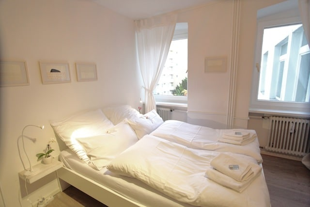 Comfortable haven in city center
