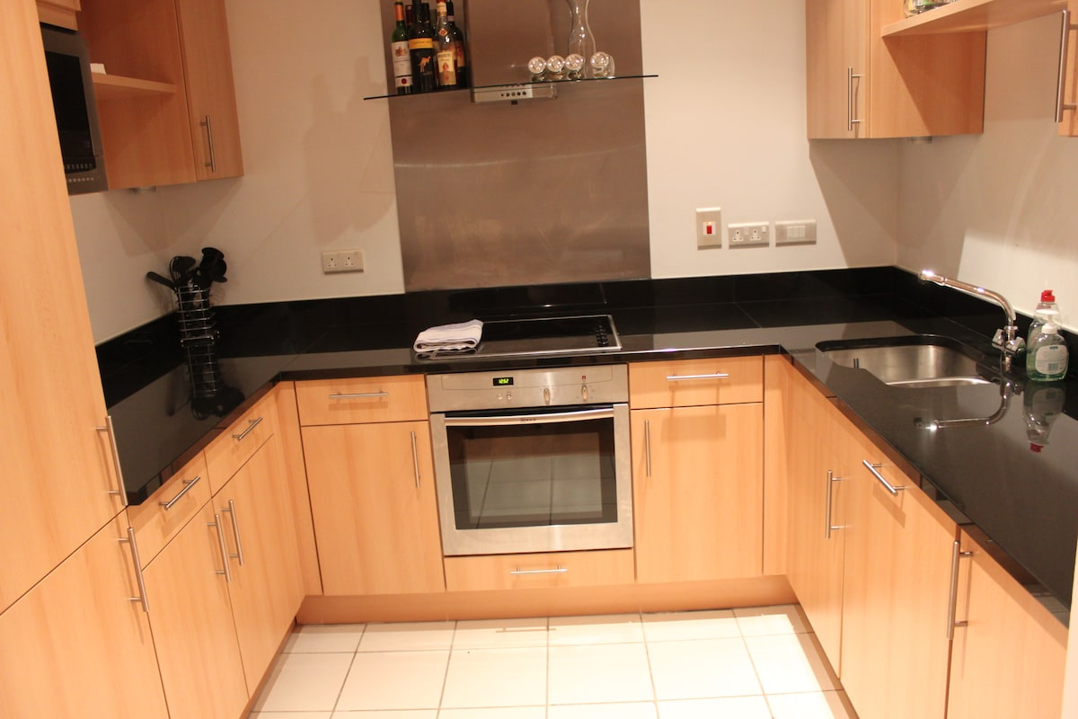 Modern flat and central location!