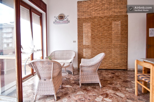 B&B 10 min from storical centre