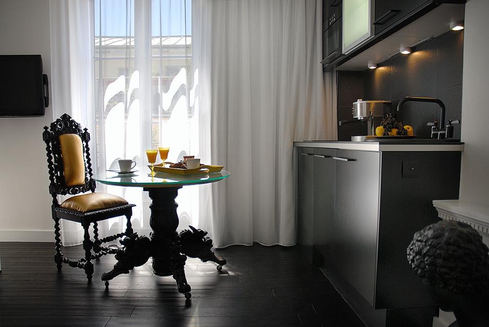 design accommodation. Le Marais. Paris