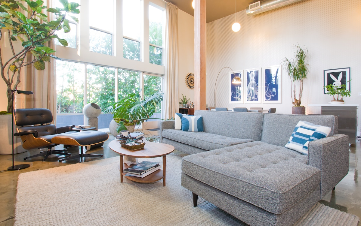 Marina Del Rey Private Luxury Loft