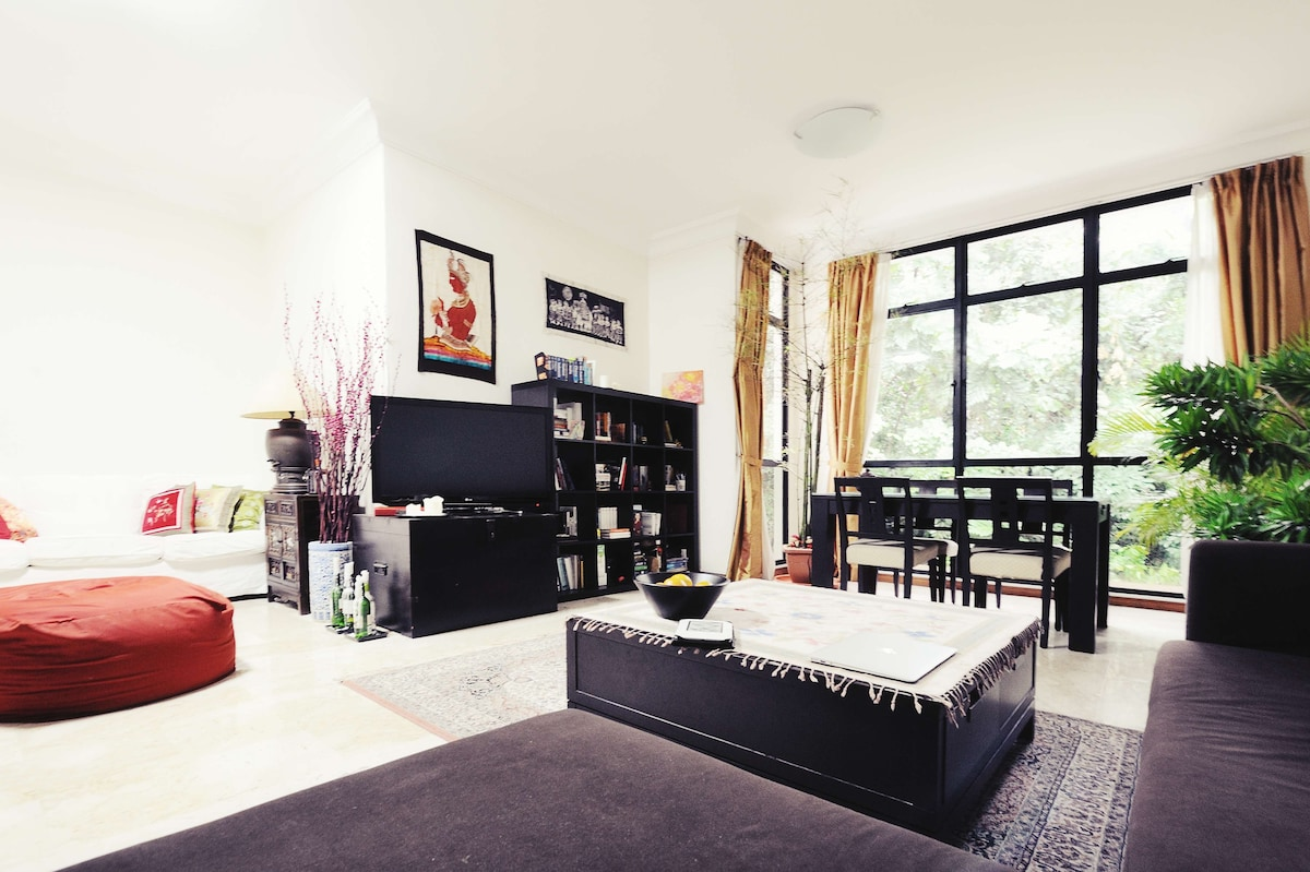 Charming HarbourFront City Living