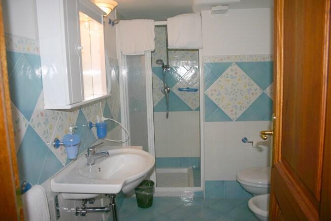 Bathroom of Concetta Apartment in Positano