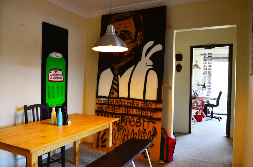 Charming and Arty room in Bondi
