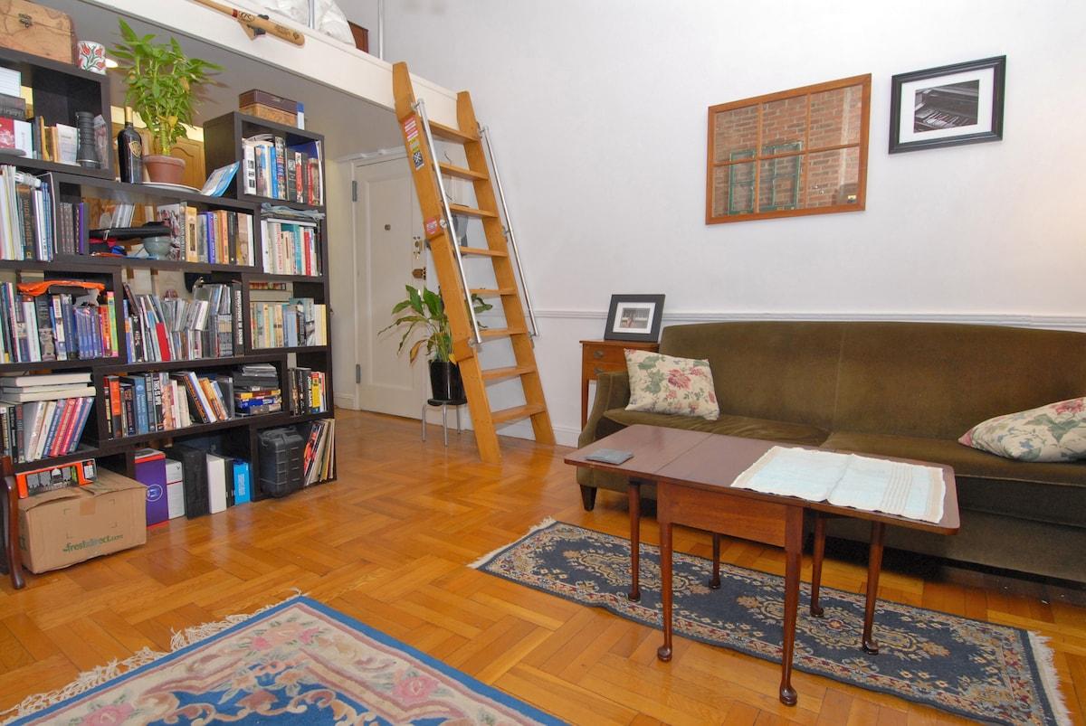 Charming Brooklyn Heights Studio