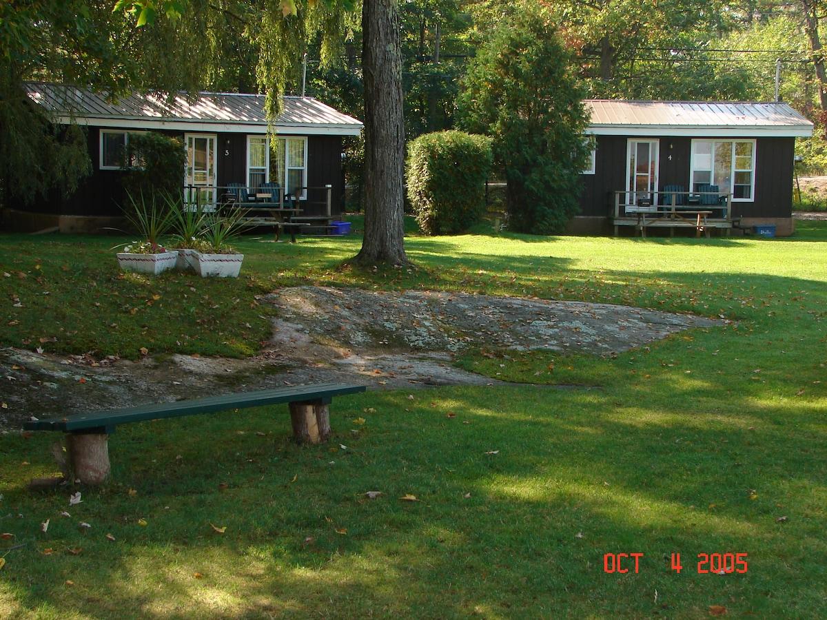 Cottages 1-5