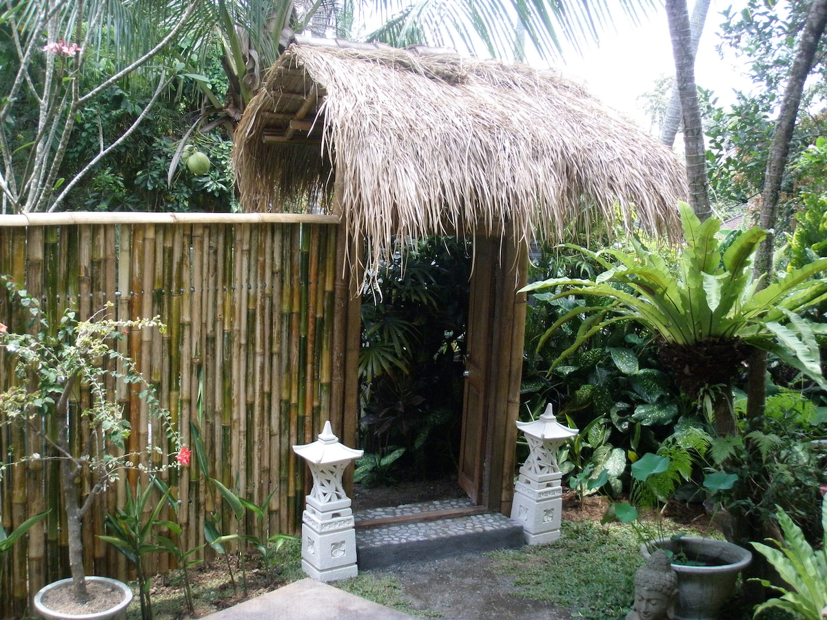 Traditional Balinese Bungalow