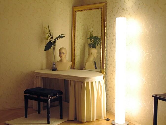 Desk in your room.