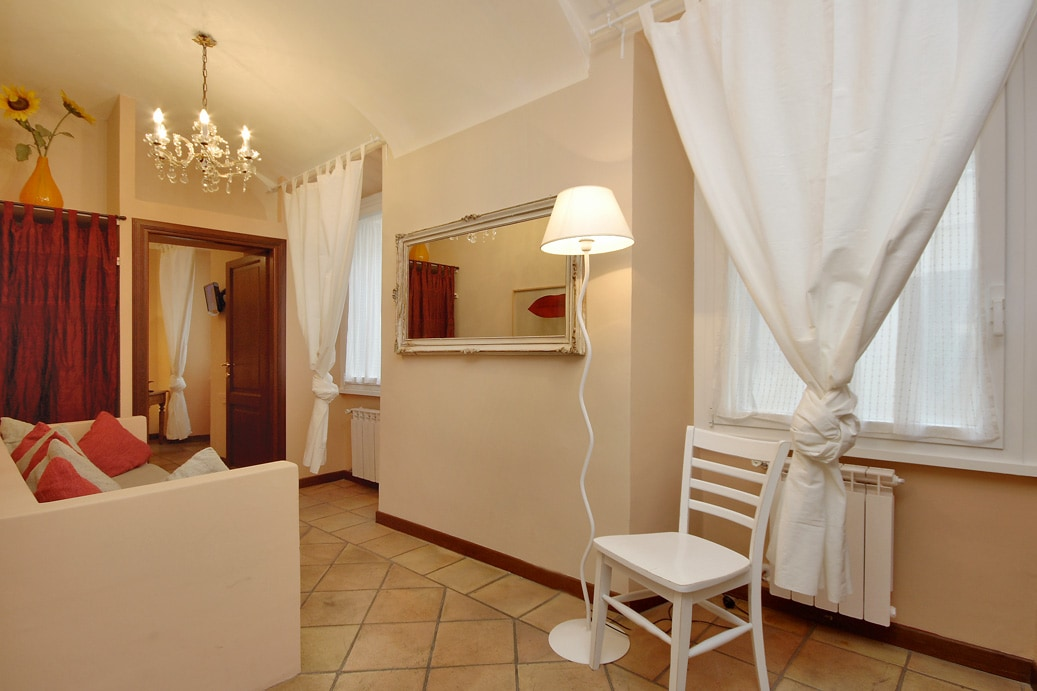 Charming Colosseum suite with wifi