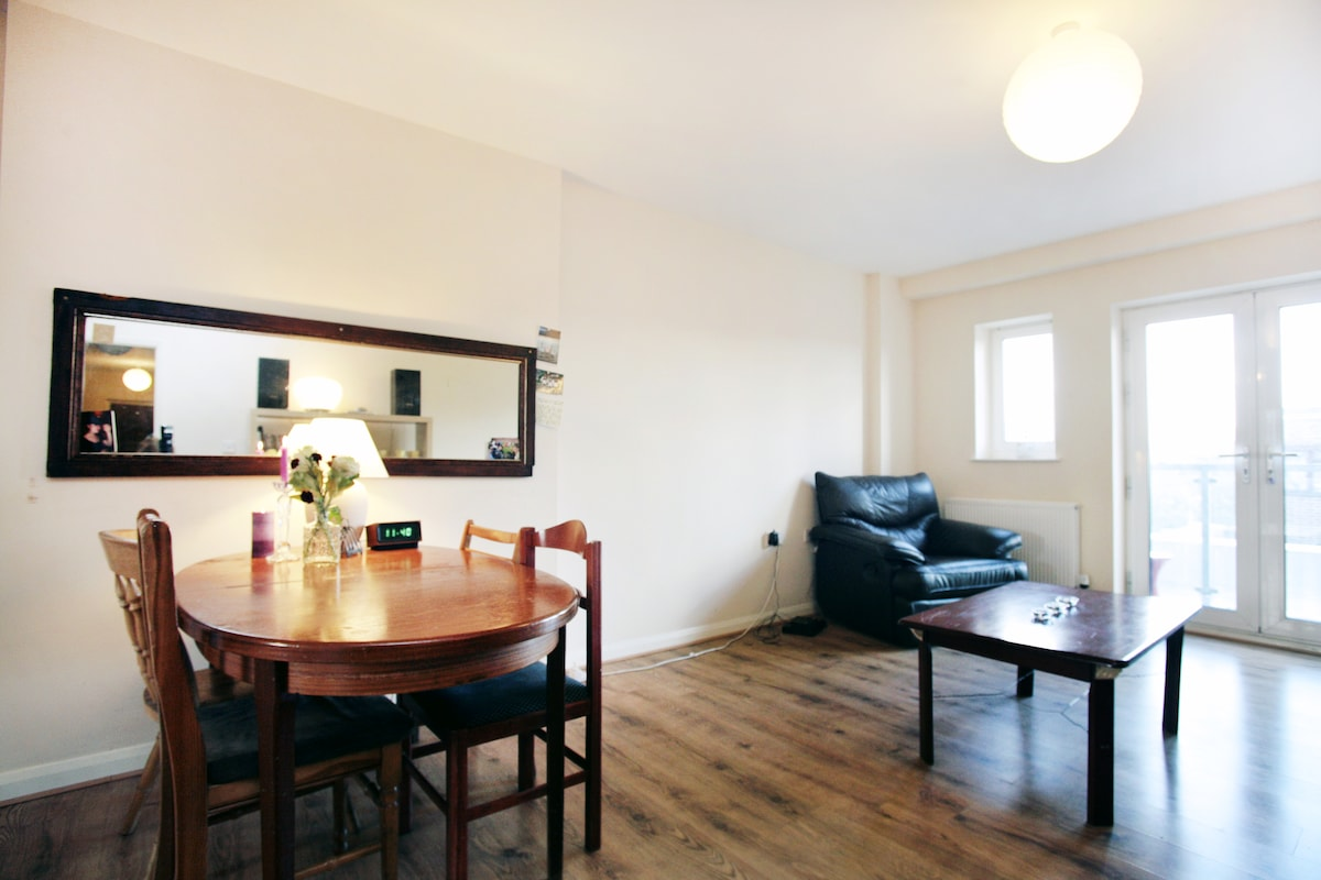 Double bedroom in a fun houseshare!