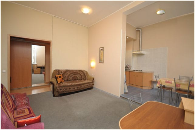 Cosy Apartament in St-Peters center
