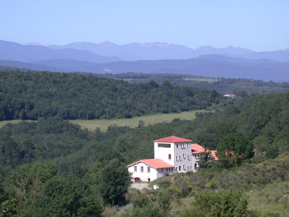 View of Domaine La Flotte
