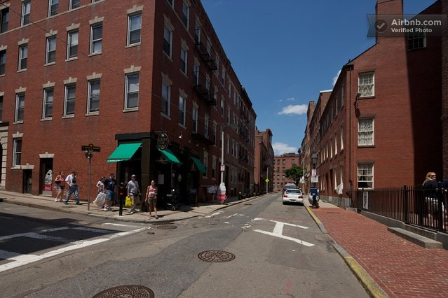 Under the Light of Old North Church