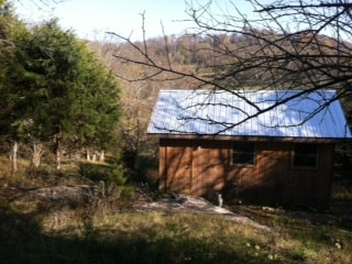 Secluded Writer's/Artist's cabin