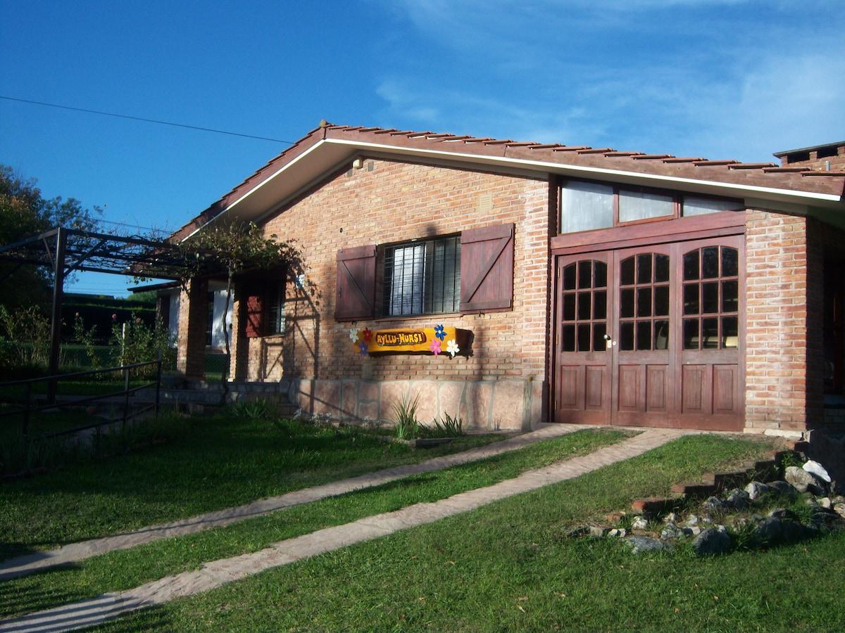 Residencia Ayllu-Huasy -CORDOBA,Arg