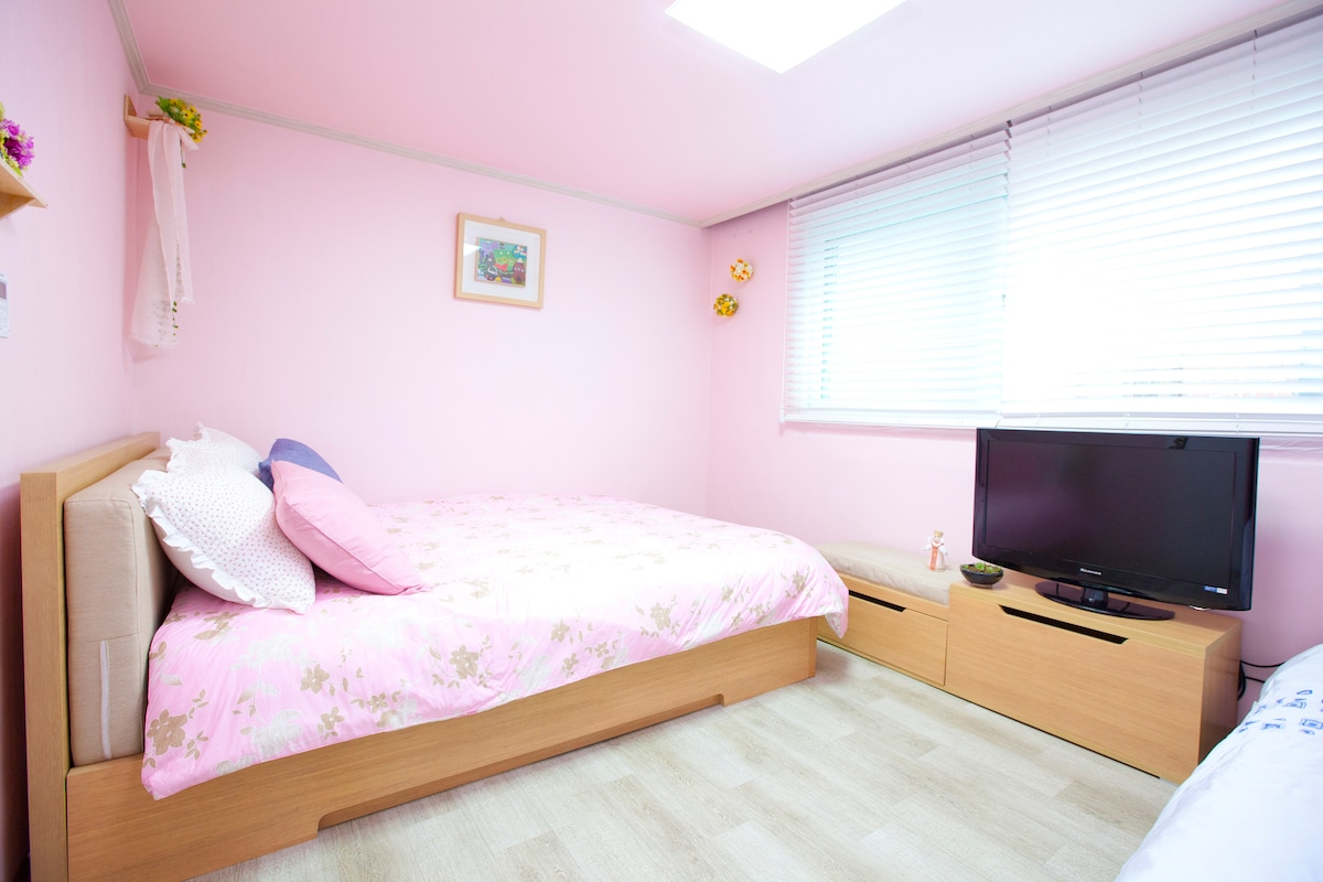 Sky 2 Guest House nearby Han-river!