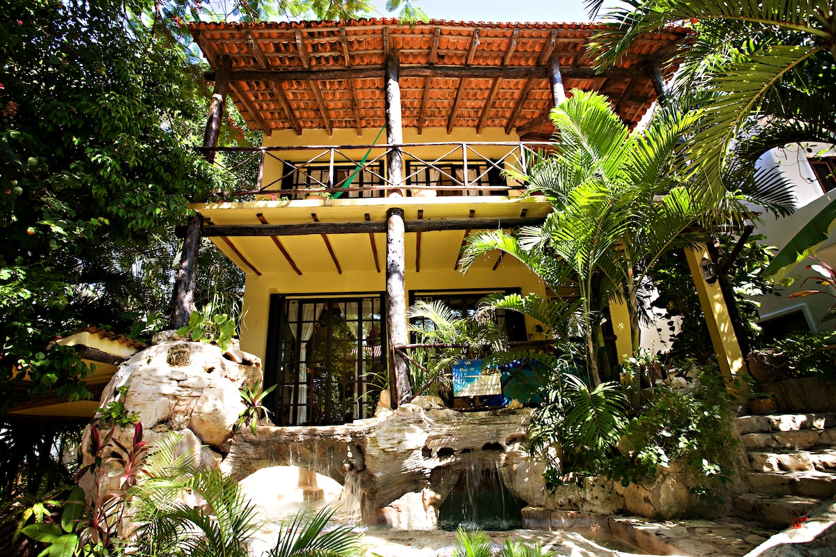One-of-a-kind Mexican Villa!