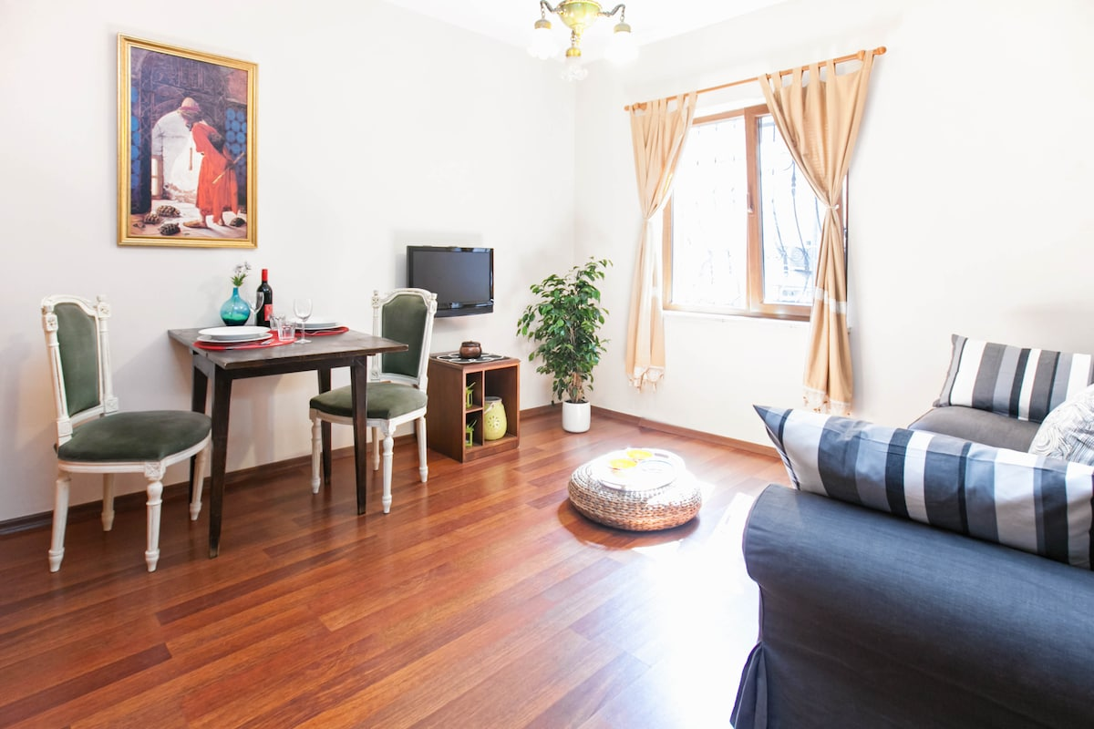 Istiklal One-Bedroom Apartment