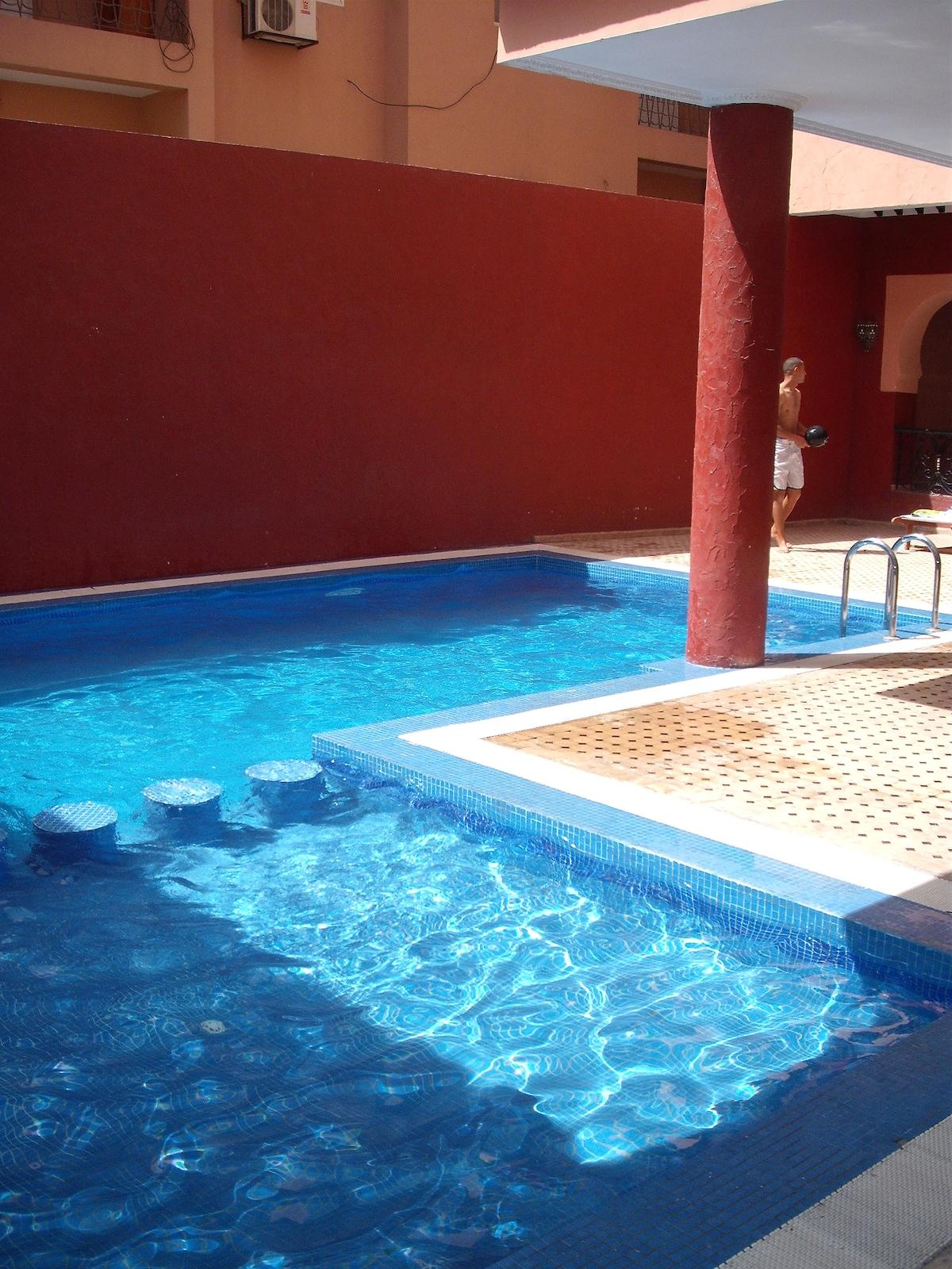 Apt. KASBAH. Marrakech (Gueliz)