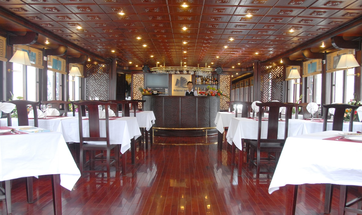 Oriental Sail- Best Cruising Halong