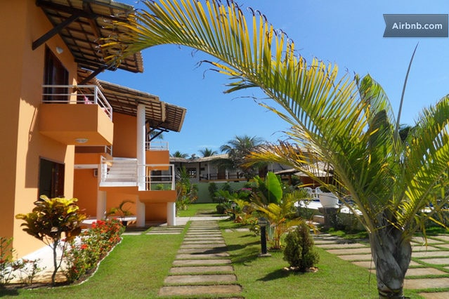 Apt 2 rooms in Porto Seguro