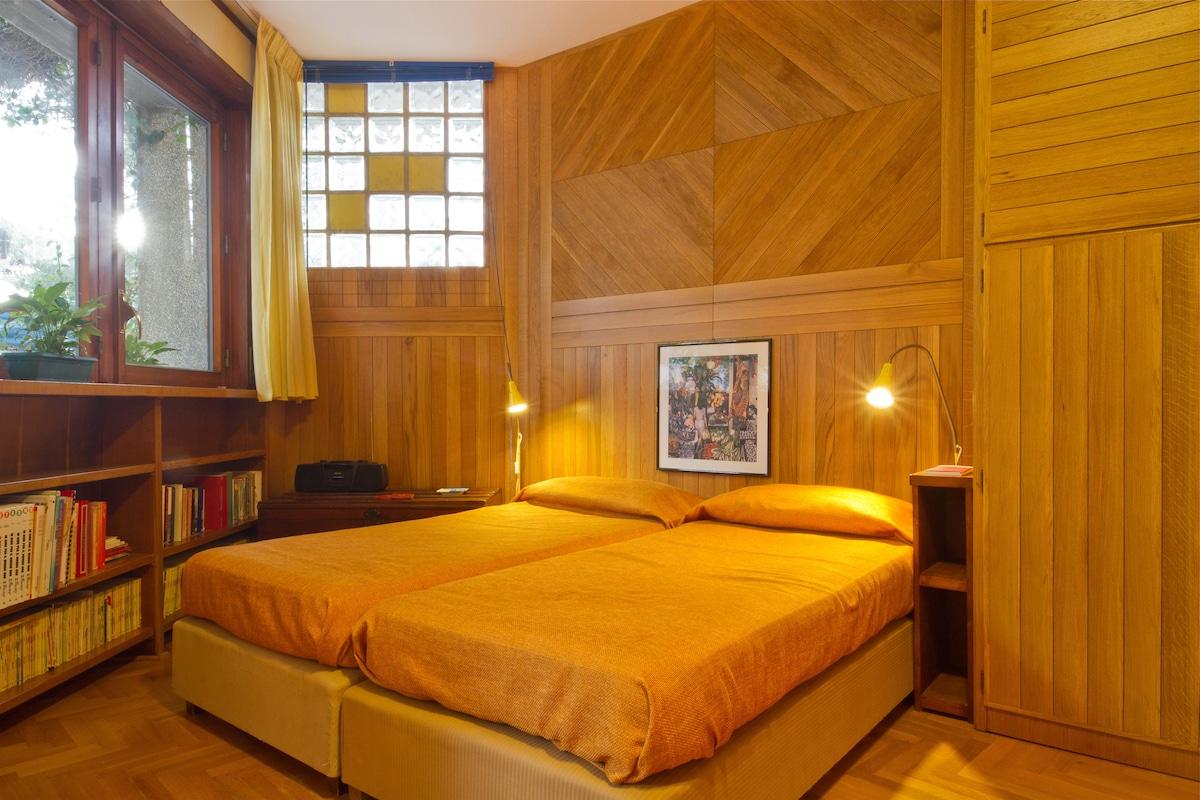 Apartment in Historical 900 villa