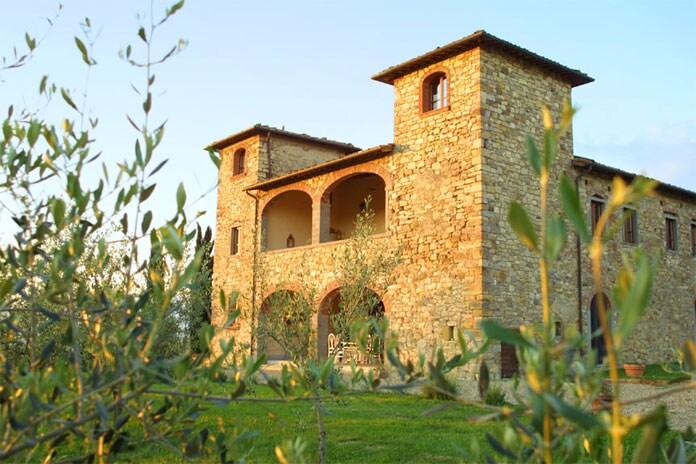 Villa in Tuscany: Pool, AC, WiFi