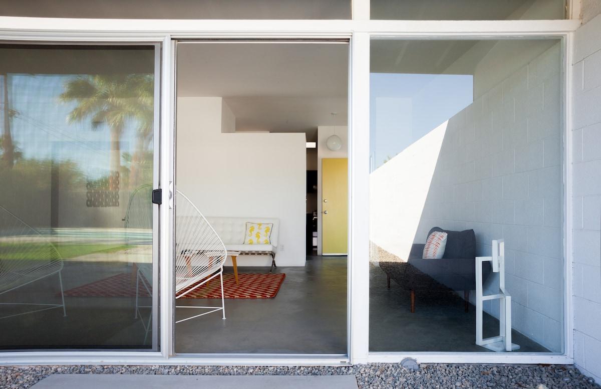 Palm Springs Mid century Modern