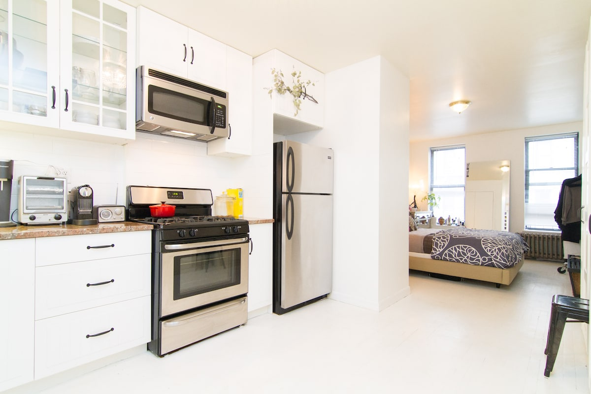 Newly renovated kitchen and appliances