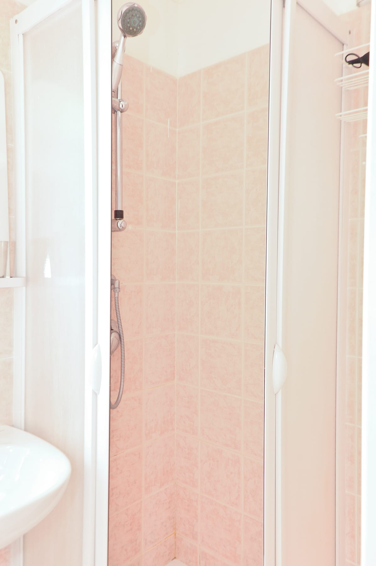 Vespa room with private bathroom