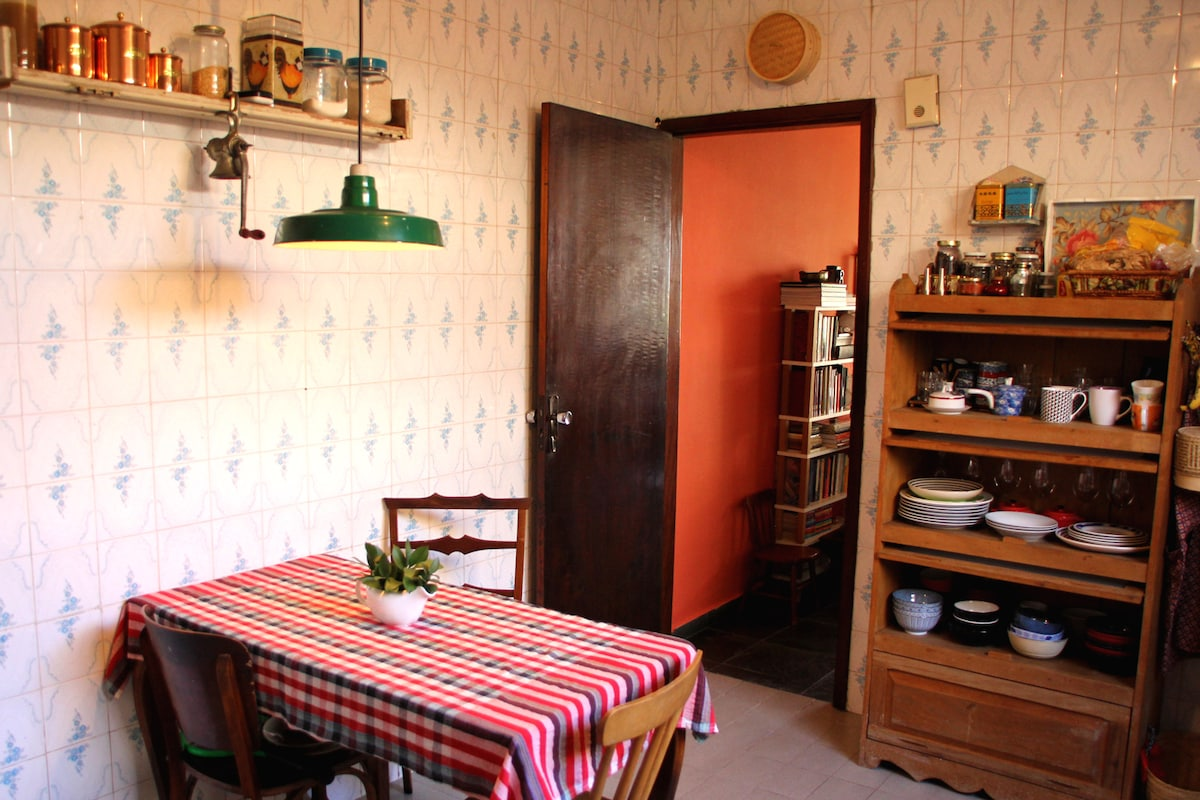 Bedroom near Vila Madalena Station