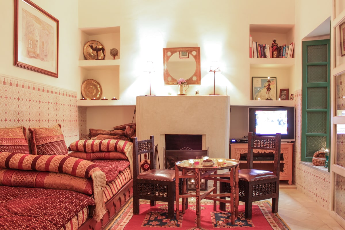RIAD TO RENT IN TOTAL EXCLUSIVITY!