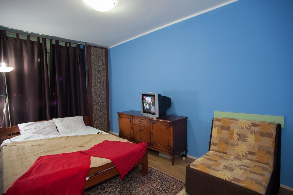 app 1 (36 sqm) bedroom, double bed