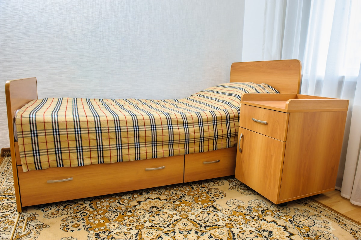 Comfortable and economical accommod