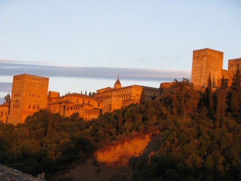 Spectacular Alhambra views, wifi