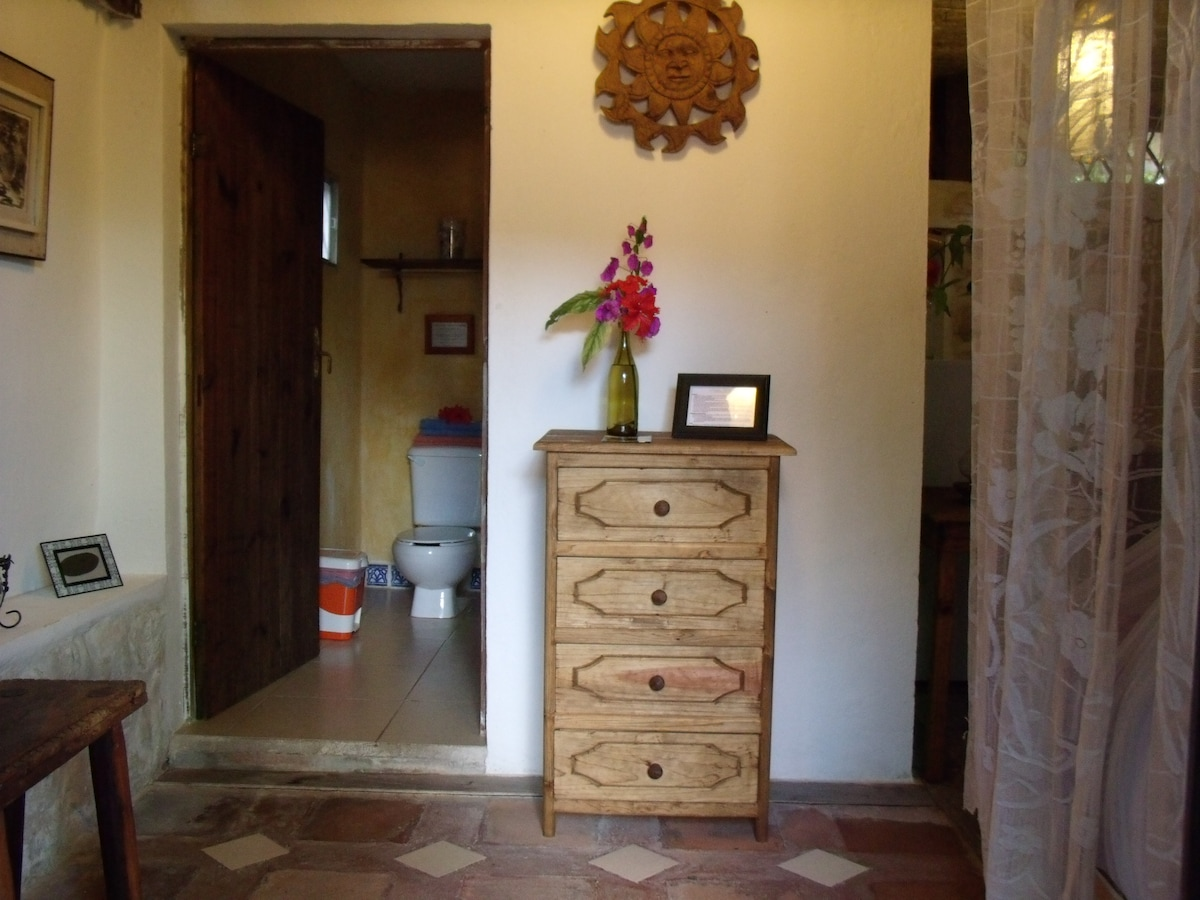 Casitas Kinsol Guesthouse in Puerto Morelos - near Cancun - Room #6 -