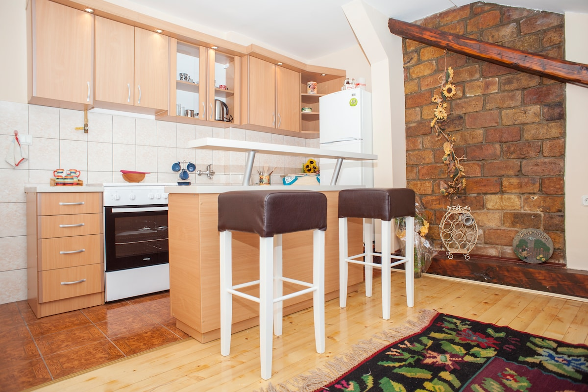 DeLux Apartment in Center-New Age