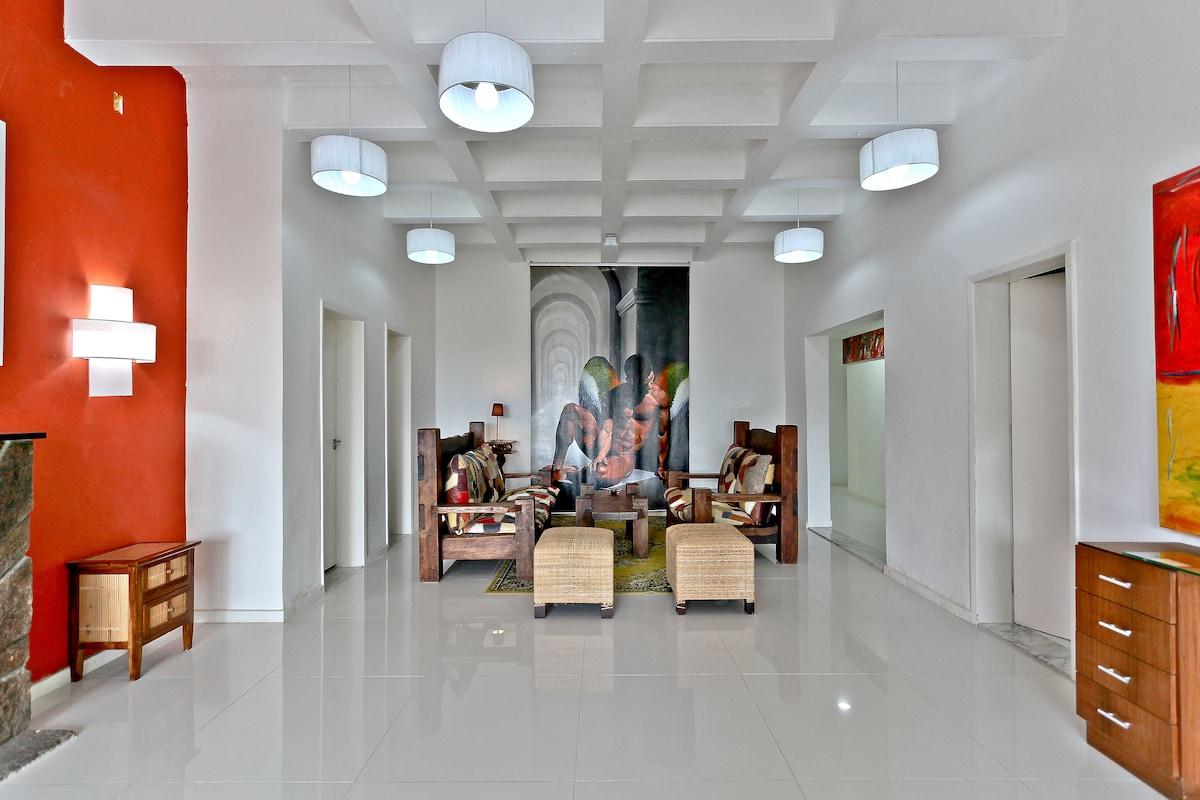 Casa del Ángel 3 Pousada en Ipanema