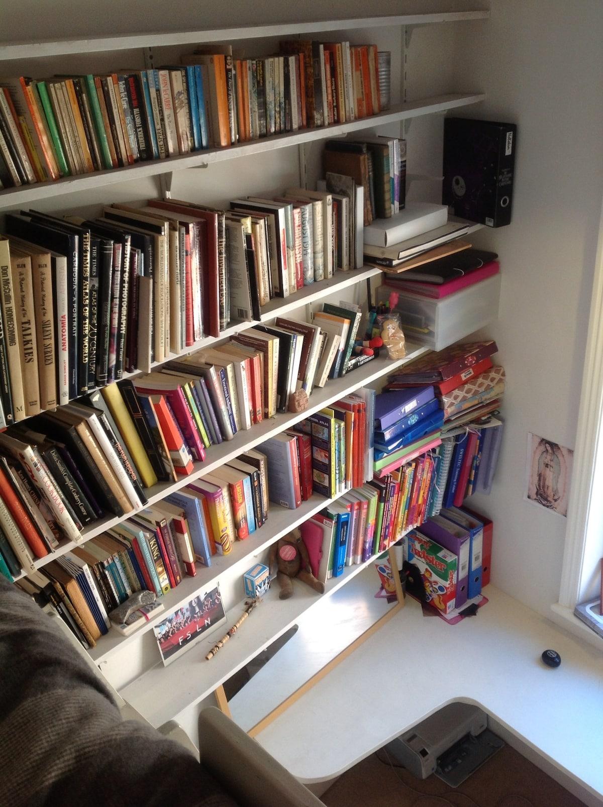 The sunny room in Kensington