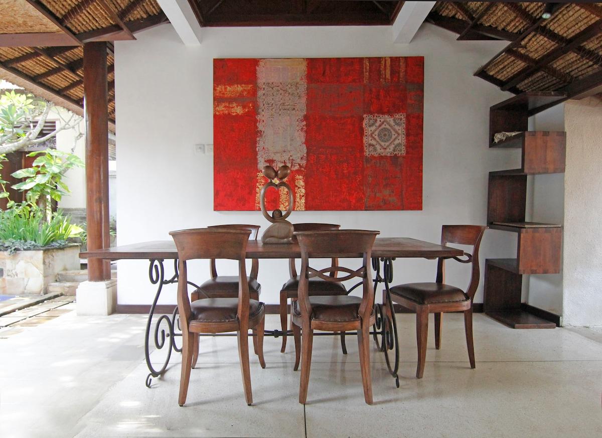 Bali Villa in Prerenan Canggu, Bali