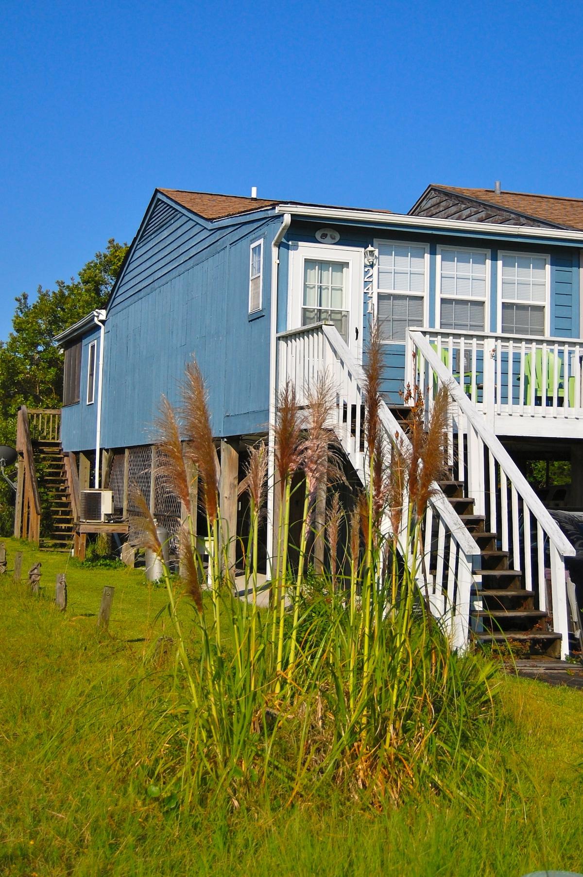 Beach House on North Topsail Island