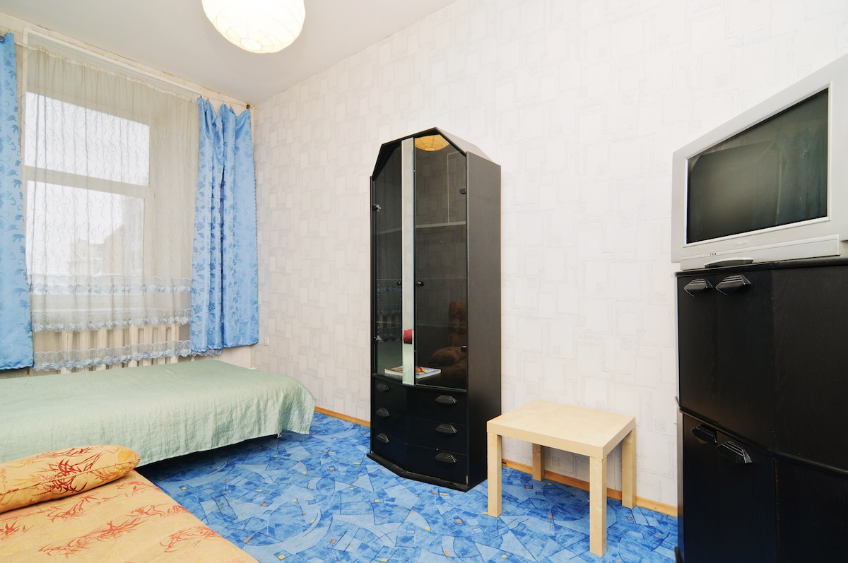 2-Room Flat, City Center (Sadovaya)