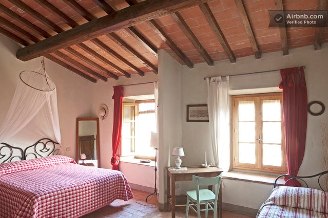 Chianti Firenze x 3- Country room