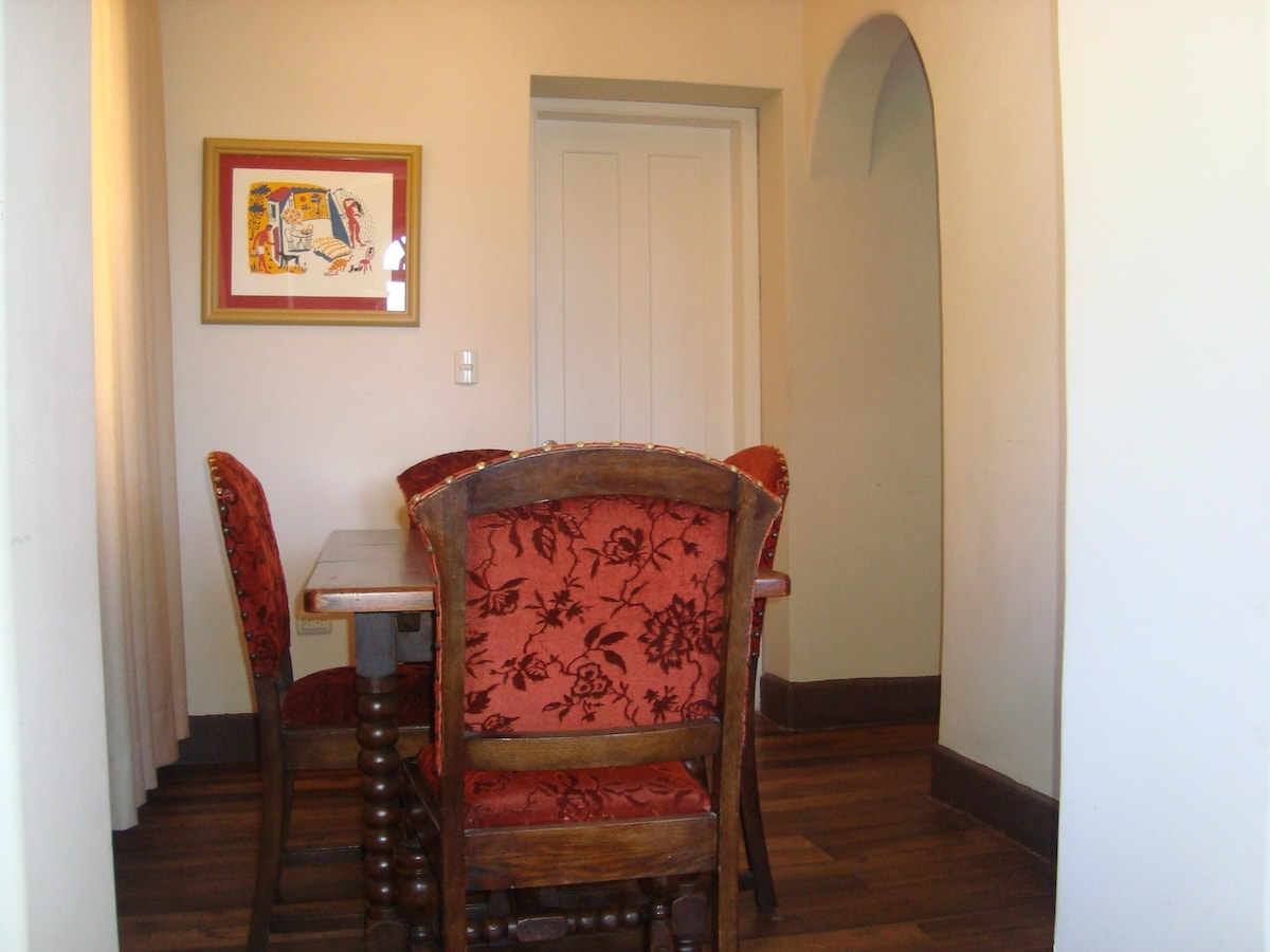 living room, suite La Loma, without bed