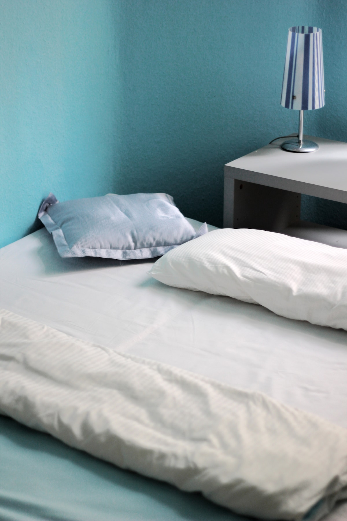 Your bed...