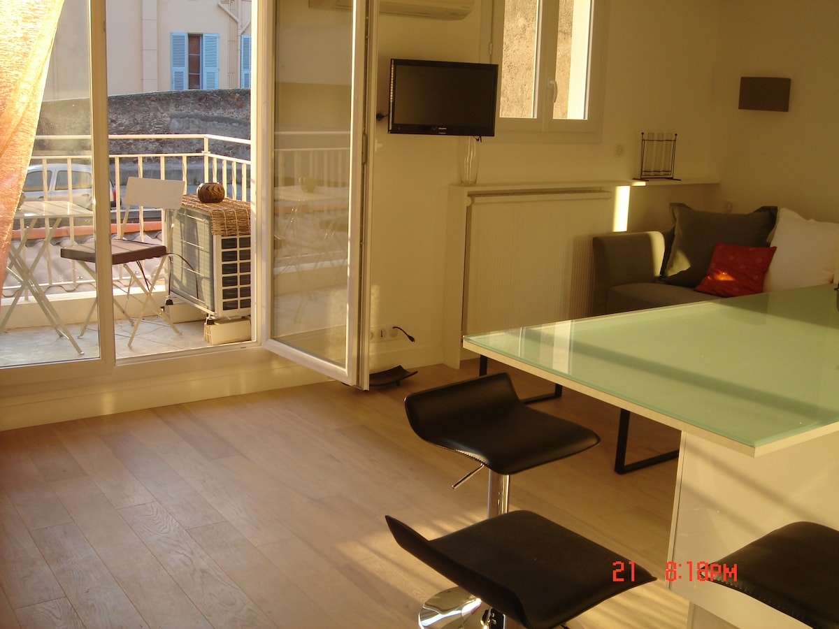 Lovely studio for your holidays