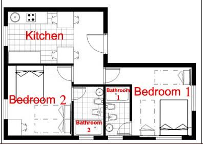 """""""COLOSSEUM NEWYORK""""  , Apartment 7p"""