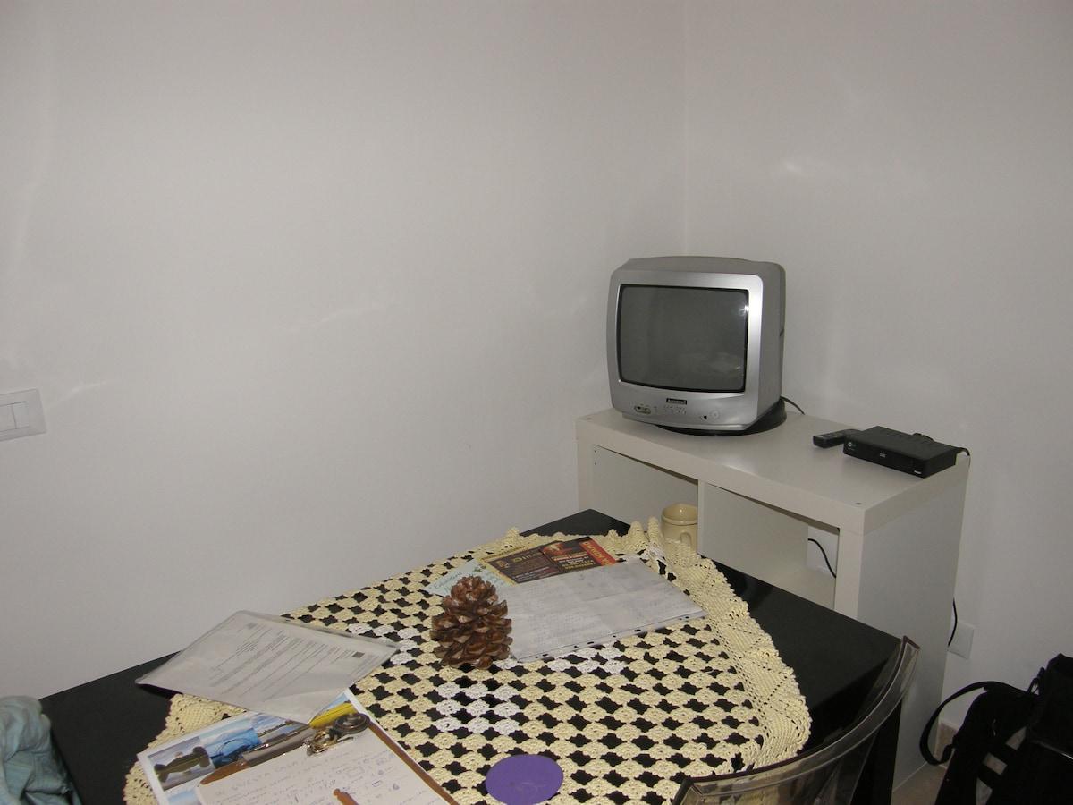 STUDIO with kitchen and bathroom