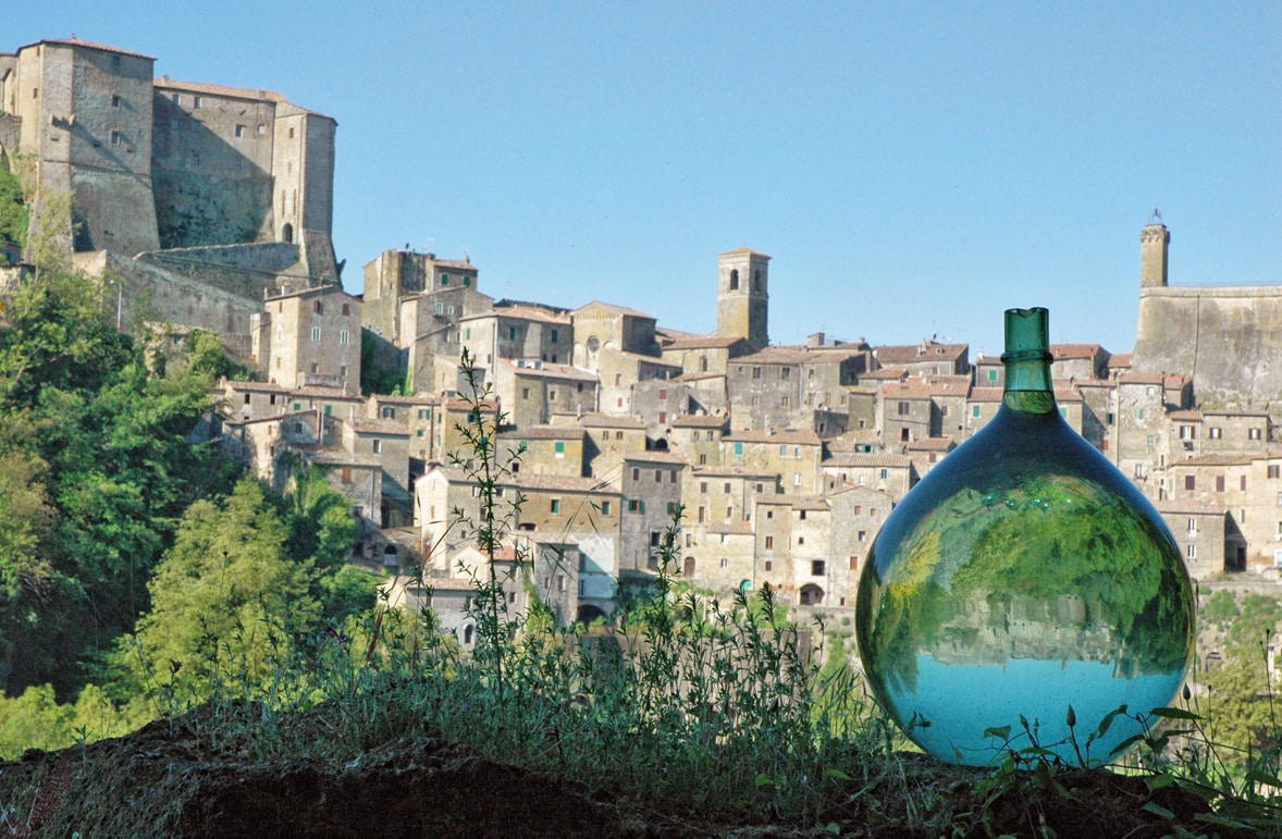 Enchanting Medieval Tuscan Hilltown